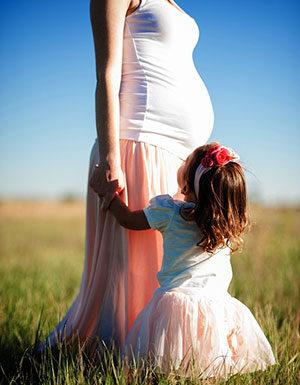 Zawartość domowej kosmetyczki młodych mam i kobiet w ciąży