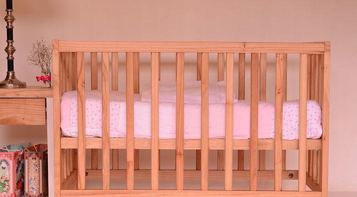Łóżeczko dla dziecka – jak przygotować bezpieczne miejsce do snu?