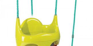 Huśtawki na plac zabaw dla dzieci - jakie?