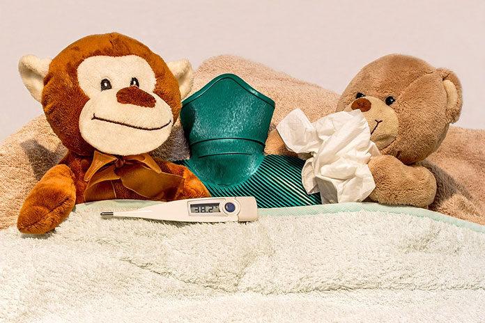 Zabezpiecz swoją najmłodszą pociechę przed przeziębieniem