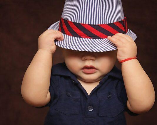 modne dziecko