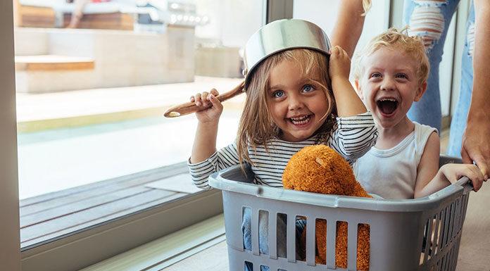 Kreatywne zabawy dla dzieci w domu